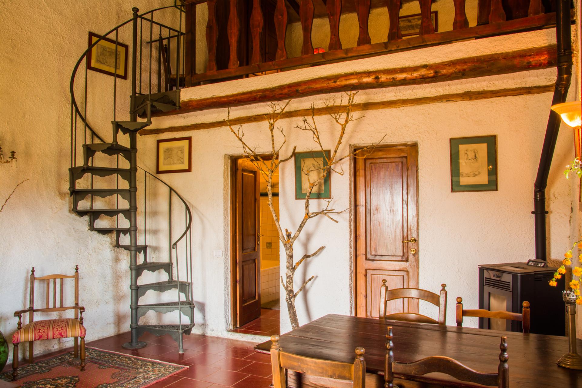 cottage living room novanta