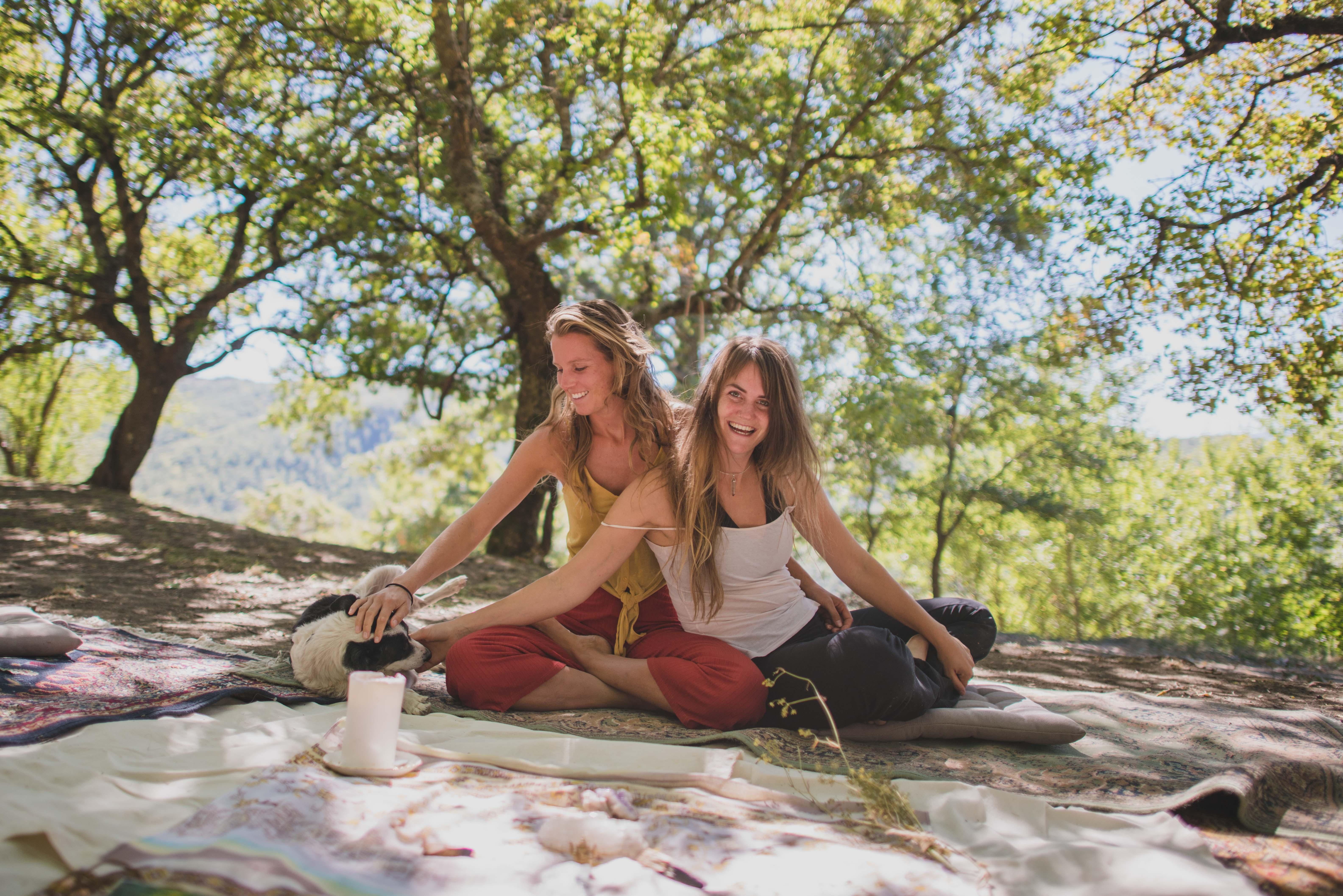 Yoga Retreat Yogis